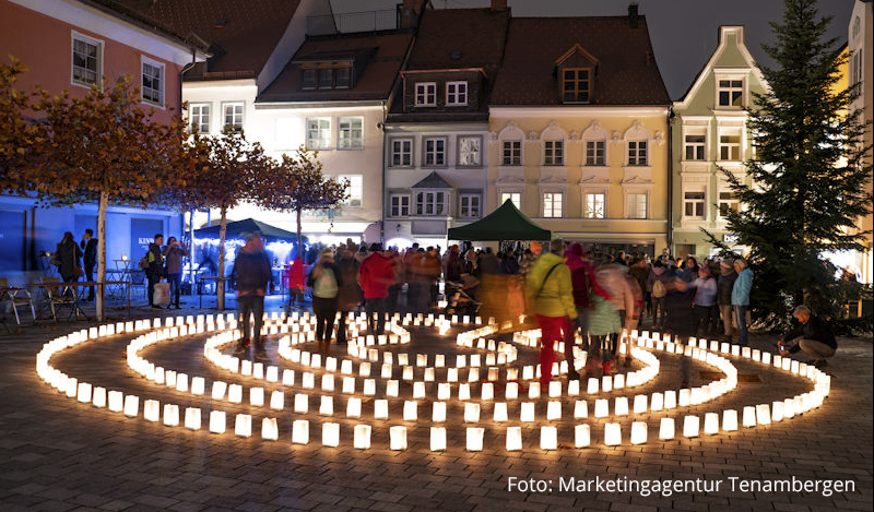 Candle-Light-Shopping Kaufbeuren 2019