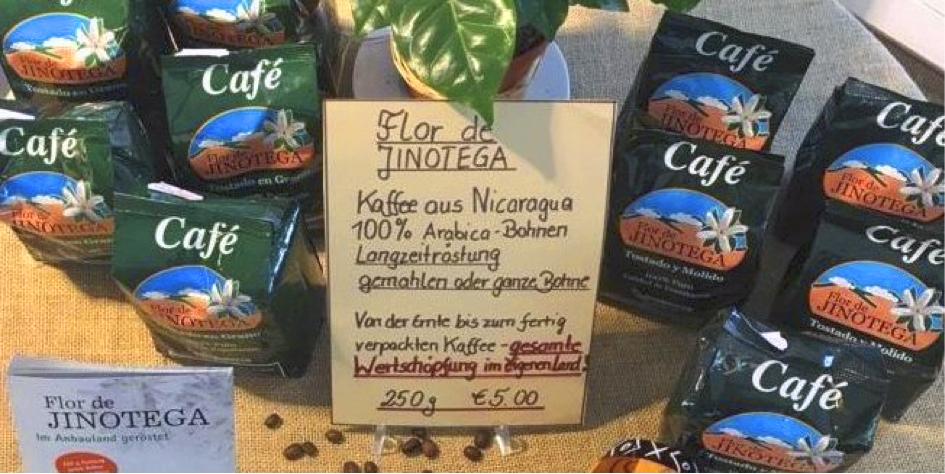 Neuer Kaffee im Weltladen