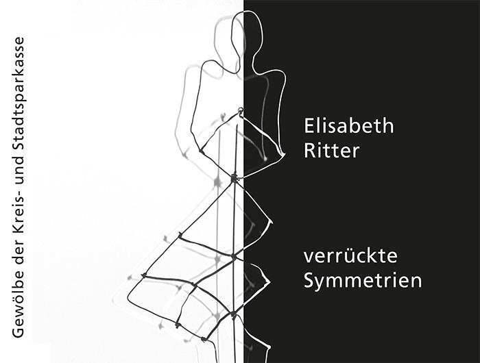 """Ausstellung """"verrückte Symmetrien"""""""